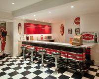 50s diner kitchen, 50s diner and Diner kitchen on Pinterest