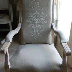 Cushions For Rocking Chair Cute Chairs Bedrooms 37 Best Images About Ameublement / Restauration Fauteuil On Pinterest | Armchairs, Grey ...