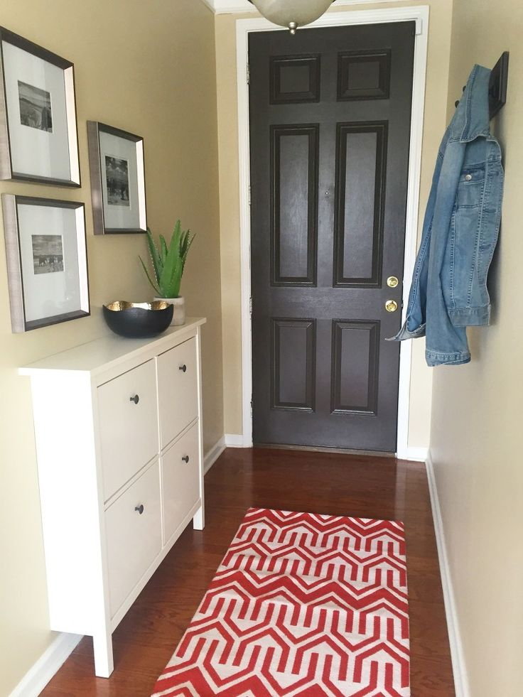 25+ best ideas about Narrow entryway on Pinterest