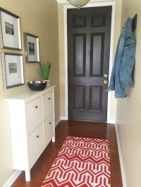 25+ best ideas about Narrow entryway on Pinterest | Narrow ...