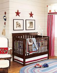 Baby Boy Sports Nursery