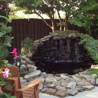 25+ best ideas about Garden Waterfall on Pinterest | Rock ...