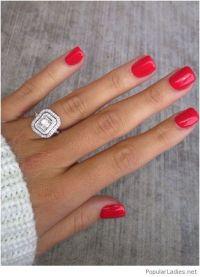 25+ best ideas about Short Gel Nails on Pinterest | Short ...