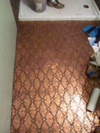 Best 20+ Pennies Floor ideas on Pinterest | Penny flooring ...