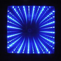 "10"" X 10"" LED Infinity Mirror 
