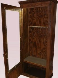 Build Simple Gun Cabinet - WoodWorking Projects & Plans