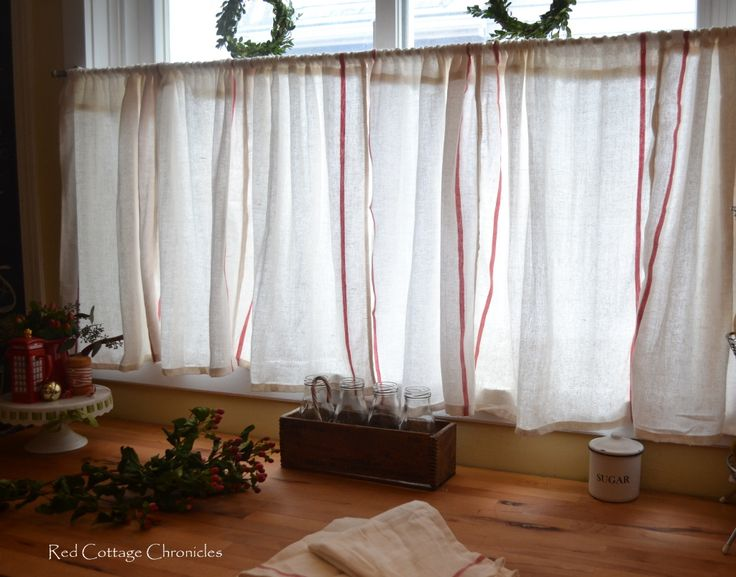 The 25 Best Ideas About Cafe Curtains Kitchen On Pinterest Cafe