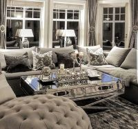 Best 25+ Silver Living Room ideas on Pinterest | Grey ...