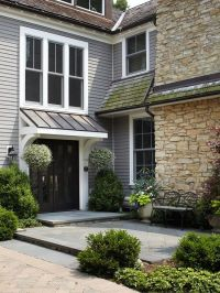 25+ best Front Door Awning ideas on Pinterest | Metal ...