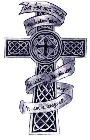 celtic cross clip art irish