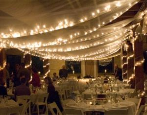 Lights For Wedding Decorations