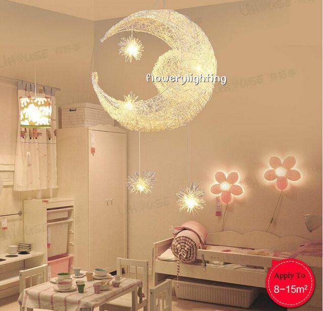 25 beste ideen over Kinderkamer verlichting op Pinterest