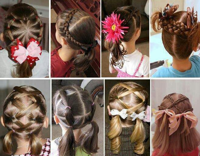 37 Best Images About Hair For Little Girls On Pinterest Little