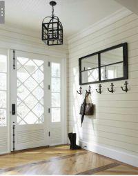 Shiplap walls, beadboard ceiling | Shiplap & Coffered ...