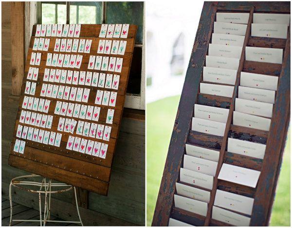 DIY Originelle und Einzigartige Tischkarten fr die