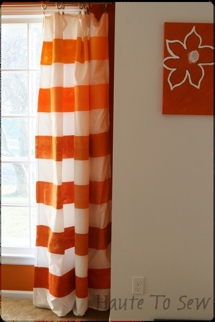 The 25 Best Ideas About Orange Kids Curtains On Pinterest