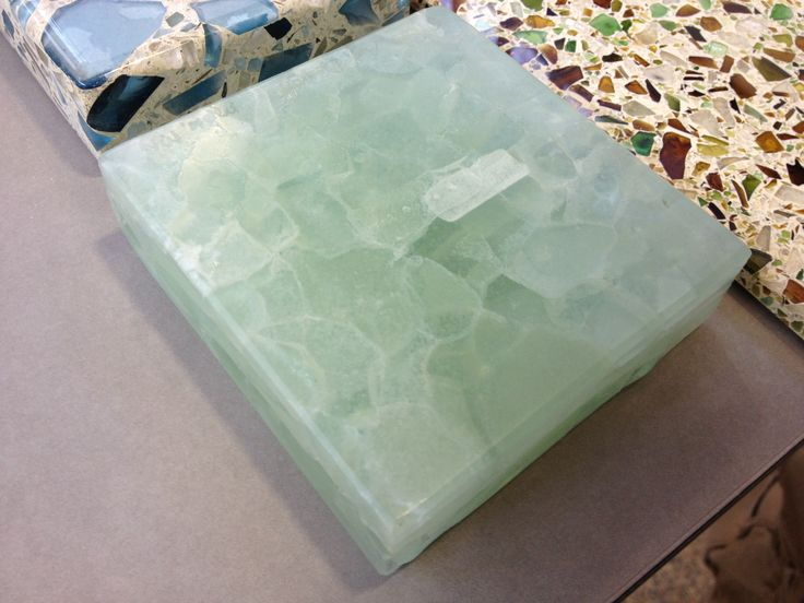 sea glass countertops  Home Design Ideas  Pinterest