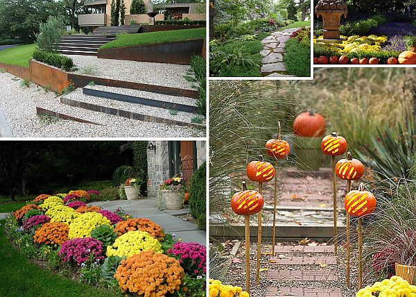 17 Best Images About FALL FLOWERS AND LANDSCAPING On Pinterest