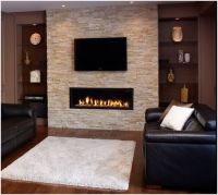 Build Your Own Electric Fireplace Mantel - WoodWorking ...