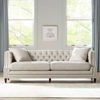 25+ best ideas about Tufted sofa on Pinterest