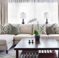 Balanced beige living room | Beautiful and Timeless ...