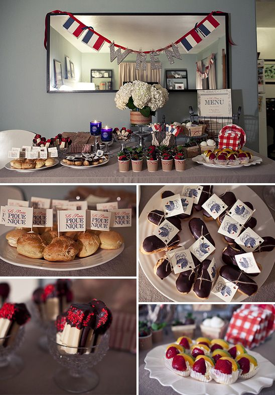 Top 25 Ideas About French Theme Party On Pinterest