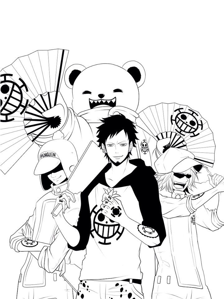 389 best images about Trafalgar Law!!!! XD on Pinterest