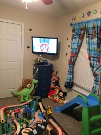 9 best images about My sons Paw Patrol bedroom! on