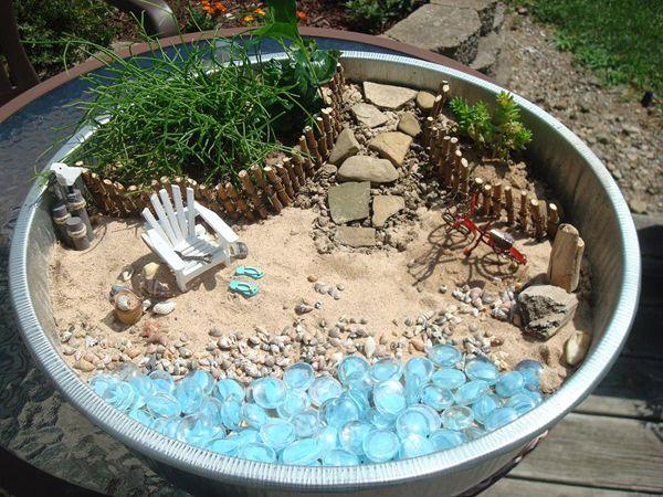 25 Best Ideas About Beach Fairy Garden On Pinterest Diy Fairy