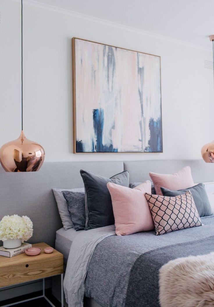 25+ best ideas about Grey Bedroom Decor on Pinterest