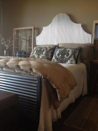 Corrugated tin - headboard & footboard. | For the Home ...