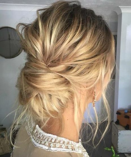 25 Best Ideas About Low Messy Buns On Pinterest Low Hair Buns