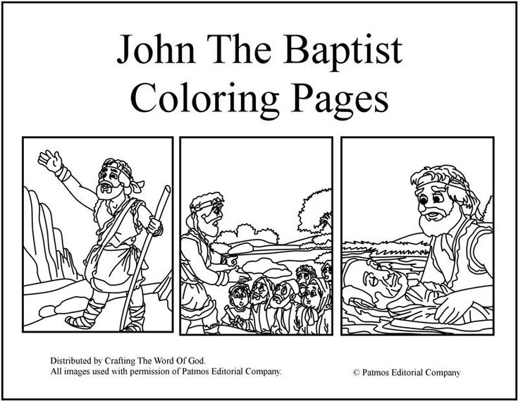25+ best ideas about John the baptist on Pinterest