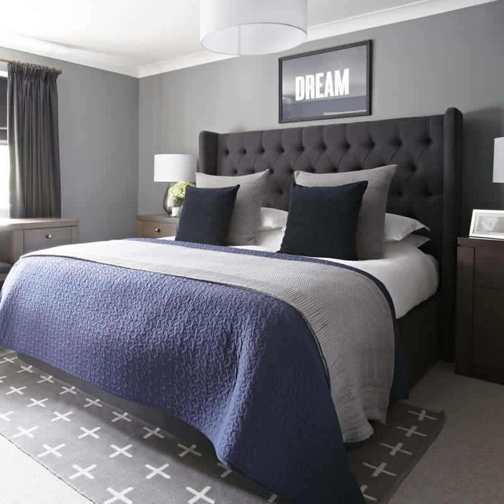 25 best ideas about Navy bedrooms on Pinterest  Navy