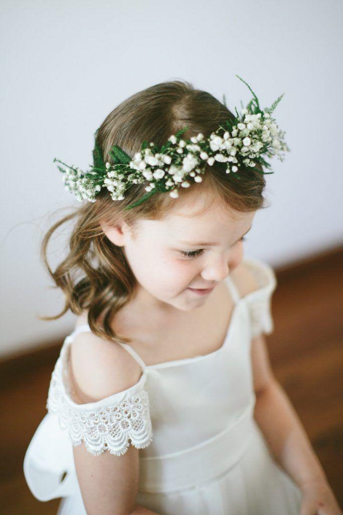 25 Best Ideas About Flower Girl Halo On Pinterest