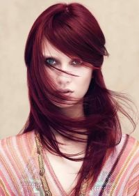 Aveda. Collection. Ruby red. Hair color | Hair Colour ...