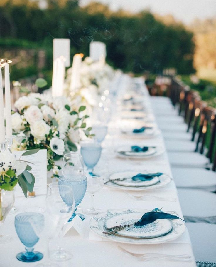 17 Best images about DUSTY BLUE & GREY WEDDING THEME on
