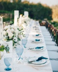 17 Best images about DUSTY BLUE & GREY WEDDING THEME on ...