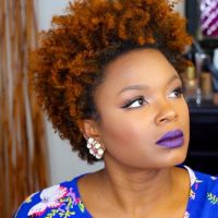 103 best images about Colored Natural Hair on Pinterest ...