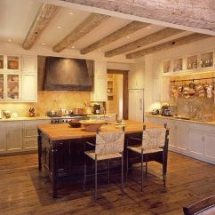 Knotty Pine Kitchen Cabinets Estimate For Rustic Chic | Shabby With A ...