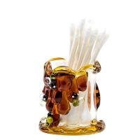 1000+ ideas about Q Tip Holder on Pinterest   Mason Jar ...