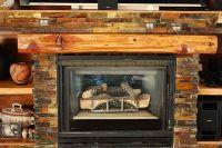 rustic mantels,rustic wood fireplace mantel,rustic log ...
