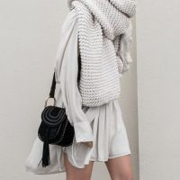 Best 25+ Chunky scarves ideas on Pinterest | Neutral ...