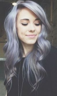 17 Best ideas about Silver Hair on Pinterest