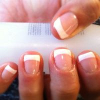 25+ best ideas about Natural French Manicure on Pinterest ...