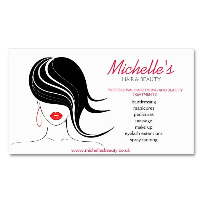 Beauty Business Cards: a collection of ideas to try about