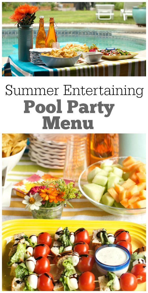 1000+ ideas about Kids Party Menu on Pinterest