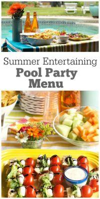 1000+ ideas about Kids Party Menu on Pinterest   Party ...