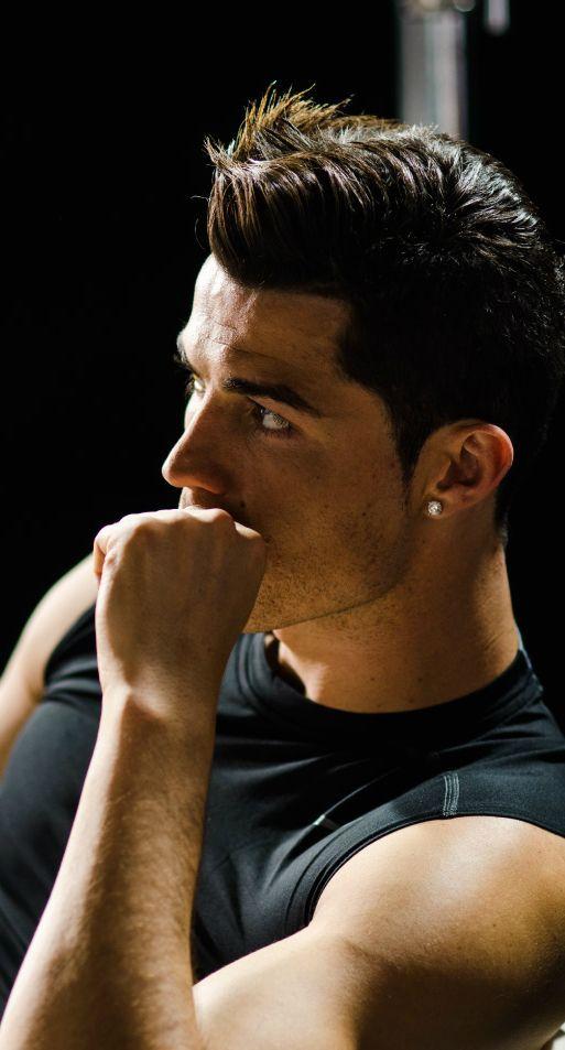 Cristiano Ronaldo Haircut Soccer Players The Ojays And