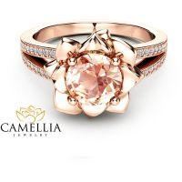Best 25+ Flower diamond rings ideas only on Pinterest ...